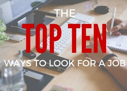 Top 10 Ways To Find A Job | Ian Jenkins